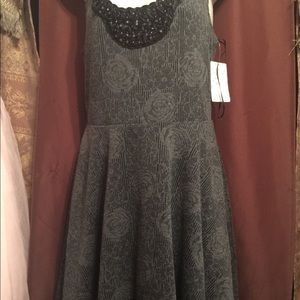 New with tags gray size M  dress Free People